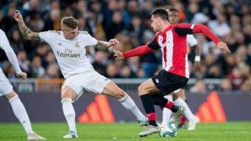 «Реал» в Мадриде не смог обыграть «Атлетик»