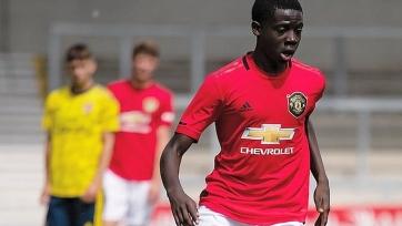 «Арсеналу» нужен 15-летний талант «Манчестер Юнайтед»