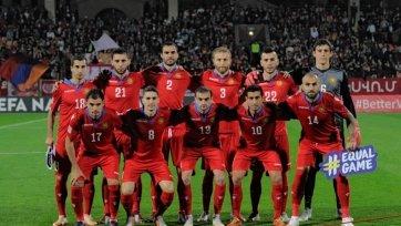 Сборная Казахстана проведет спарринг с командой Армении