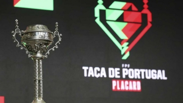 Определились четвертьфинальные пары Кубка Португалии