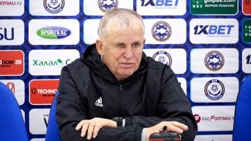 Назван основной кандидат на пост главного тренера «Актобе»