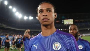 Сане покинет «Манчестер Сити» этим летом