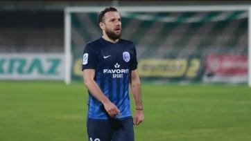 Покинувший «Десну» Богданов определился с новым клубом