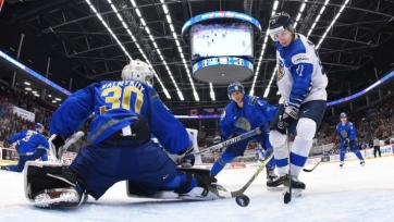 Казахстан U-20 – Финляндия U-20 – 1:7. Видеообзор матча