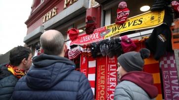 «Ливерпуль» разберется в инциденте между болбоем и защитником «Вулверхэмптона»