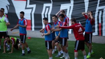 «Актобе» договорился о спарринге с чемпионом Сербии