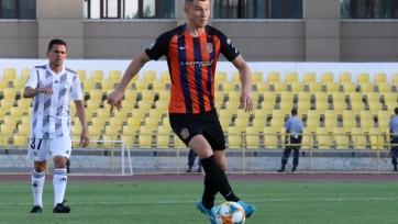 Украинский защитник сменил казахстанский клуб на узбекистанский
