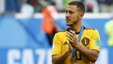 Эден Азар – лучший игрок Бельгии 2019 года
