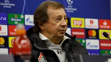 Семин: «Егоров достаточно профессионально работал»