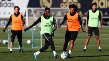 Марсело и Васкес вернулись в общую группу «Реала»