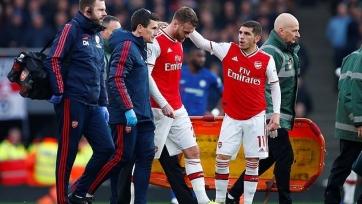Защитник «Арсенала» может пропустить остаток сезона