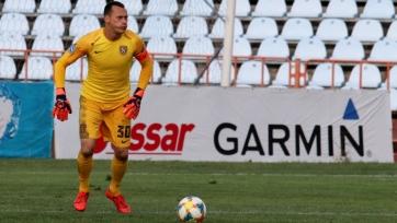 Вратарь сборной Казахстана перешел в «Тобол»