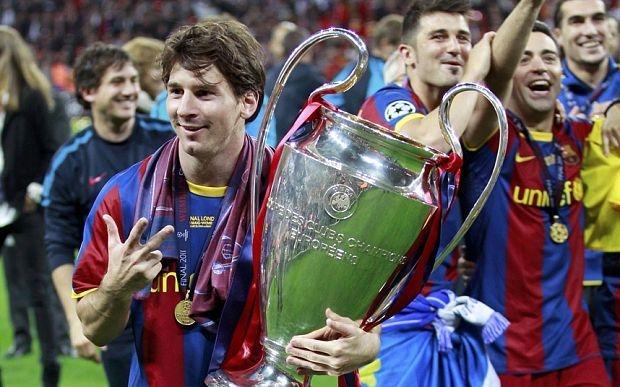 Пять лучших команд десятилетия в Лиге чемпионов