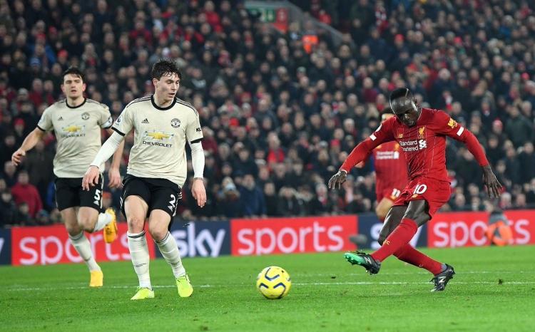 «Ливерпуль» – «Манчестер Юнайтед» – 2:0. Текстовая трансляция матча