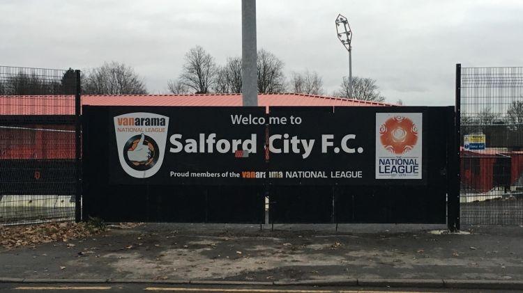 «Солфорд Сити» - проект «Класса 92», призванный сделать Манчестер еще более шумным