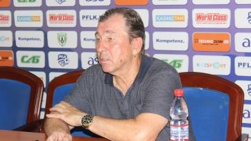 Экс-тренер сборной России возглавил клуб ФНЛ. В Казахстане его знают по работе с «Атырау»