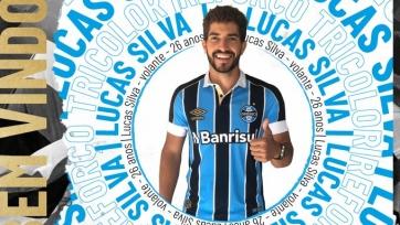 Бывший игрок «Реала» Лукас Силва нашел новый клуб