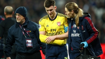 Вслед за Чемберсом операцию перенес еще один защитник «Арсенала»