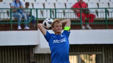 Капитан «Витебска» перебирается в Казахстан