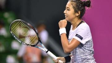 Дияс пробилась в третий круг Australian Open