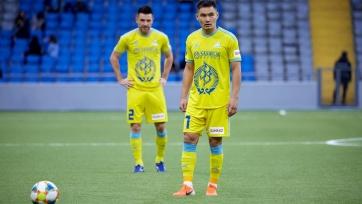 Три игрока покинули «Астану»