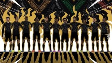 Символическая сборная Африки: 3 игрока из «Ливерпуля», 2 из «Аякса»