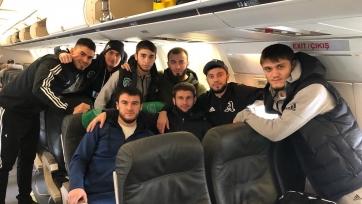 «Ахмат» прибыл в Турцию