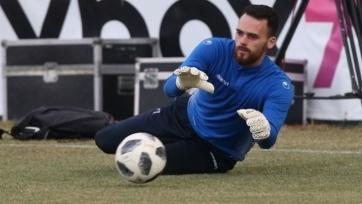 Украинский вратарь стал игроком «Берое»