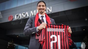 Маркизио: «С Ибрагимовичем «Милан» должен вернуться на уровень, которого заслуживает»