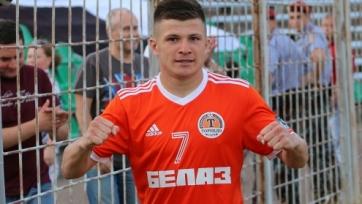 Украинский хавбек покинул белорусский клуб. Футболист близок к переходу в «Александрию»