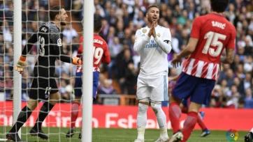 «Реал» – «Атлетико» - 0:0 ( пен. 4:1). Текстовая трансляция матча