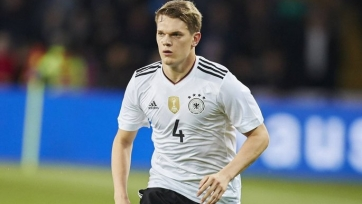 В сборной Германии назвали лучшего игрока по итогам 2019 года