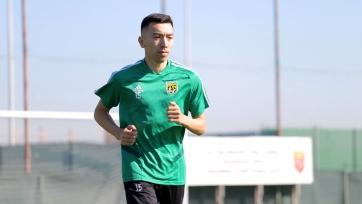 «Тобол» покинул подписанный в декабре кандидат в сборную Казахстана