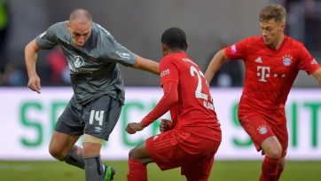«Бавария» крупно провалила спарринг с аутсайдером второй Бундеслиги