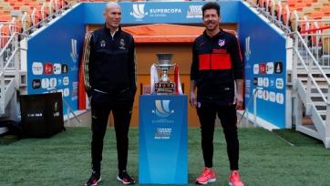 «Реал» - «Атлетико». 12.01.2020. Где смотреть онлайн трансляцию матча