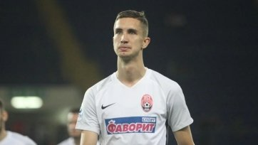 Двум клубам УПЛ интересен защитник «Зари». В ноябре он ездил на просмотр в Россию