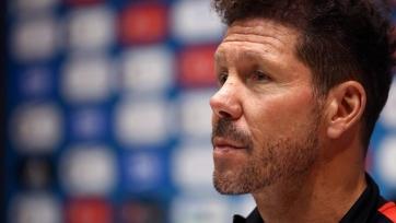 Симеоне: «За три дня «Атлетико» встретился с двумя лучшими командами мира»