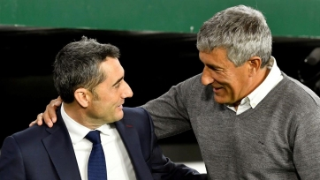 Кике Сетьен возглавил «Барселону»