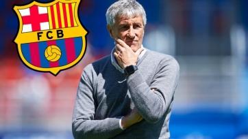 «Барселона» наконец-то уволила Вальверде и пригласила Сетьена, Дзаньоло пропустит Евро-2020, Моуринью нужен форвард «ПСЖ»
