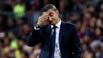 Руководство «Барселоны» объяснило решение уволить Вальверде