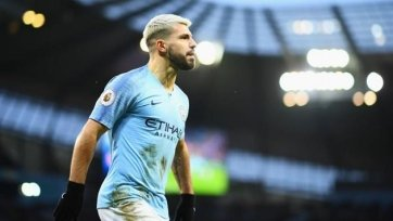 «Манчестер Сити» дал время Агуэро на размышления о своем будущем