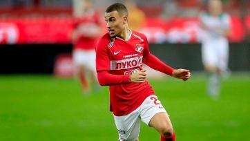 Ларссон присоединился в Эмиратах к «Спартаку»