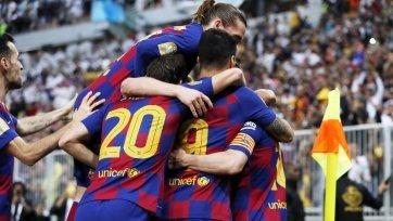 «Барселона» - лидер Европы по прибыли за сезон-2018/2019. «Зенит» в топ-30