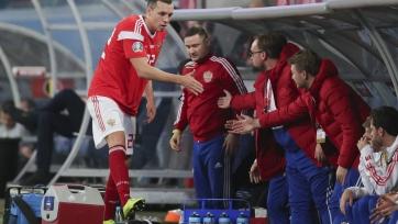 Обнародованы даты спаррингов и график подготовки сборной России перед Евро-2020