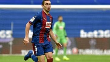 Полузащитник «Эйбара» прибыл в Рим для подписания контракта с «Лацио»