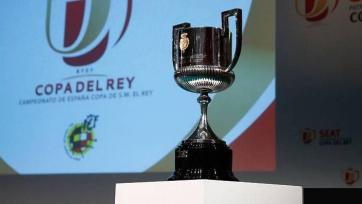 Состоялась жеребьевка 1/16 финала Кубка Испании