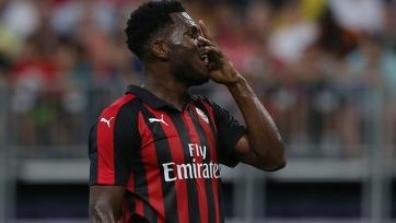 «Арсенал» нацелился на хавбека «Милана»