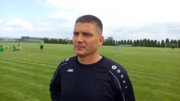 «Каспий» определился с новым главным тренером
