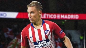 «МЮ» намерен арендовать хавбека «Атлетико» до конца сезона