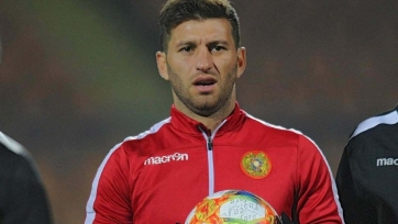 Защитник сборной Армении близок к переезду в Казахстан